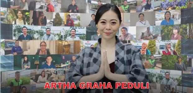 Artha Graha Peduli (AGP) merilis tiga video yang mengajak warga wajib menerapkan 5M, 3T, dan vaksinasi Covid-19