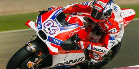 Andrea Dovizioso, Juara MotoGP Mugello, Italia