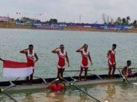 Cabang Dayung Sumbang Medali Emas Ke-9 Untuk Indonesia Asisan Games 2018