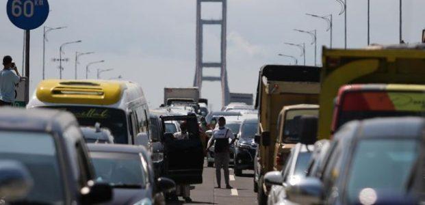 Penyekatan di Jembatan Suramadu akan Berlangsung Hingga 12 Hari Mendatang