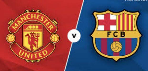 Barcelona Permalukan Manchester United, Di Perempat Final Liga Champion