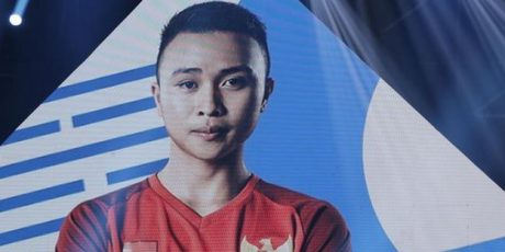 Ridel Sumbang Medali Emas di Asian Games 2018