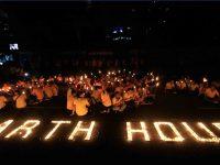 Earth Hour di SCBD