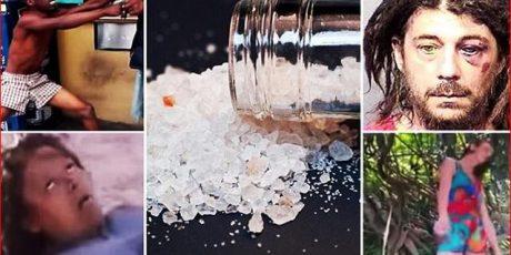 Flakka, Narkoba Berefek Zombie Sudah Beredar di Indonesia