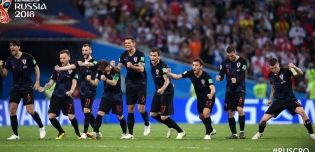 Kroasia Peringkat FIFA Terendah di Final Piala Dunia