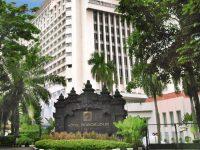 Siapa Takut PSBB di Hotel Borobudur Jakarta?