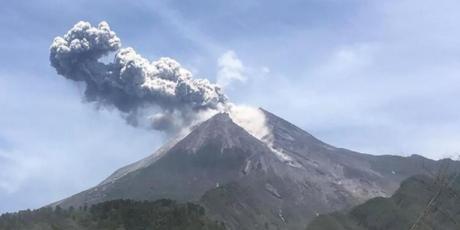 Letusan Gunung Merapi Masih Akan Terus Terjadi