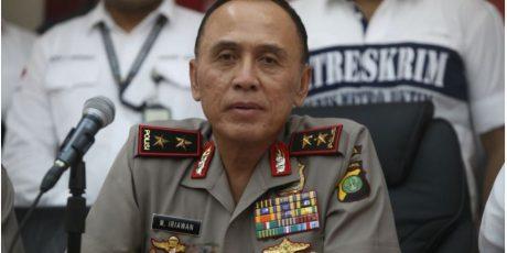 Mochamad Iriawan alias Iwan Bule, Ketua Umum PSSI 2019-2023