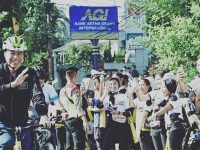 Presiden Jokowi Nyalakan Listrik Gratis Untuk Warga Kurang Mampu di Bogor