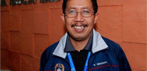 Joko Driyono Jadi Wakil Presiden AFF