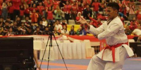 Medali Perunggu Cabang Karate Asian Games 2018, Disumbangkan Oleh Ahmad Zigi Zaresta