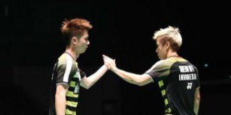 Lolos Ke Final Jepang Open 2018, Marcus/Kevin Berpeluang Petahankan Gelar