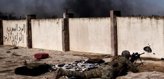 """""""Sniper"""" Kanada Tewaskan Anggota ISIS dari Jarak Hampir 3,5 Km"""