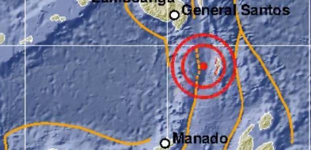 Gempa M 5,3 Guncang Talaud Sulut