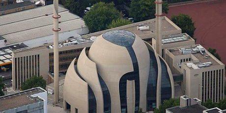 Gaya Arsitektur Masjid Modern di Jerman