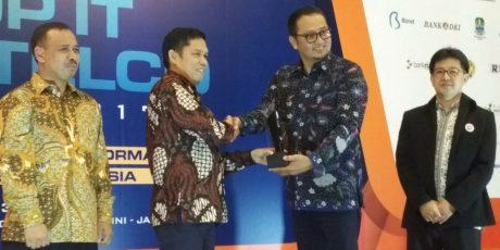 Pelni Raih TOP IT & Telco 2017