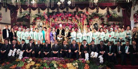 Pernikahan Putri Jokowi Layaknya Pesta Rakyat