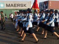 Bersama Rakyat TNI Kuat