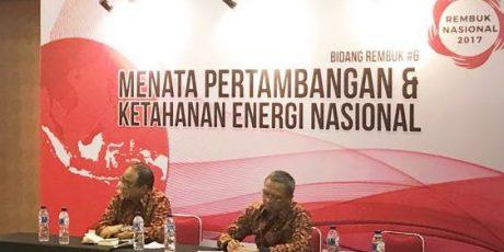 Jokowi Diminta Jadi Panglima Energi