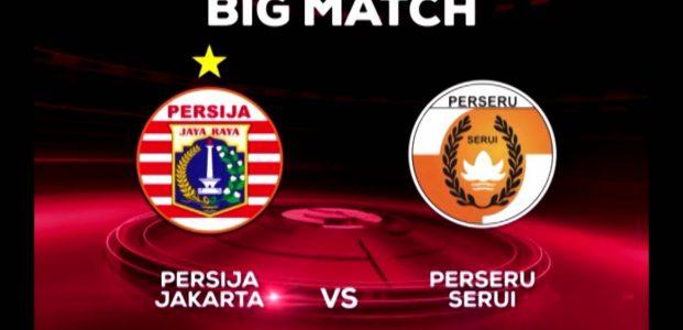 Menang Tipis Persija Vs Perseru Serui 1 – 0