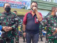 Kodam Gandeng Bank Artha Graha,Gelar Vaksinasi Massal Selama Dua Hari Di Serbu Warga