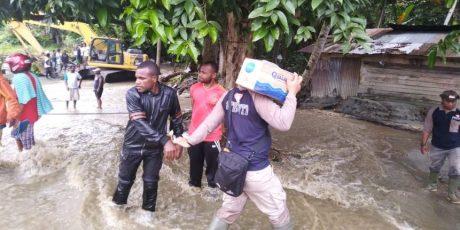 Artha Graha Peduli Bantu Korban Di Sentani Jayapura
