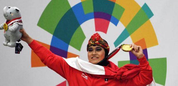 Berjaya di Pencak Silat Indonesia Koleksi 20 Emas