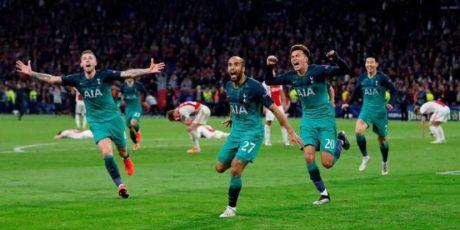 Sempat Tertinggal 2 Gol, Spurs Melaju Ke Final Liga Champion