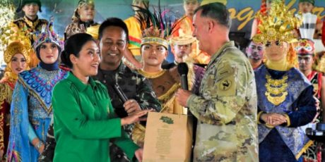 Takokak Win's Tea Terbang ke Amerika Bersama US Army