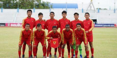 Timnas U16 Indonesia vs China 0-0, China Otomatis Lolos, Indonesia Tunggu Hasil Grup Lainya