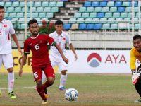 Vietnam Permalukan Timnas U-19 Dengan Tiga Gol Tanpa Balas