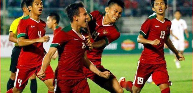 Indonesia vs Thailand AFF U-18