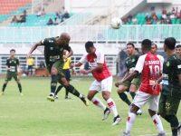 PS Tira Persikabo Bungkam Persipura Di Stadion Pakansari