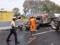 Kecelakaan Maut Di Tol Cipulang