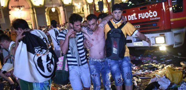 Usai Final Liga Champions, Insiden Ledakan Terjadi di Turin
