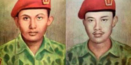 Mengenang Gugurnya Dua Prajurit KKO