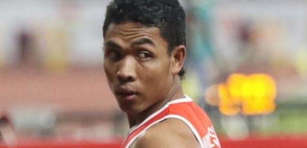 Muhammad Zohri Lolos ke Final 100 Meter Putra Asian Games 2018